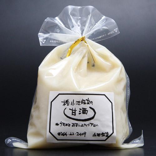 画像1: 木曽の手づくり甘酒(4袋) (1)